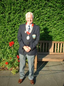 North West League Past President J. Linton